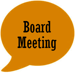 WASBO Board of Directors Meeting